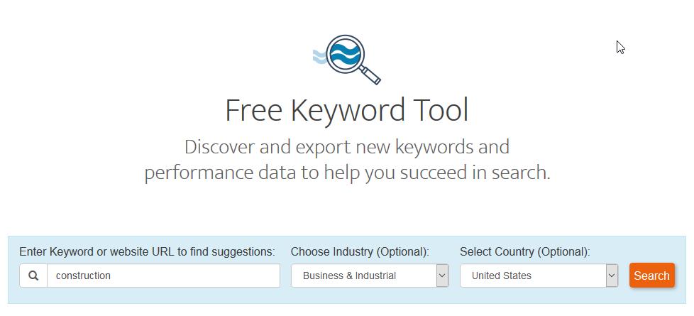 Google Keyword Tools,  How To Use Them