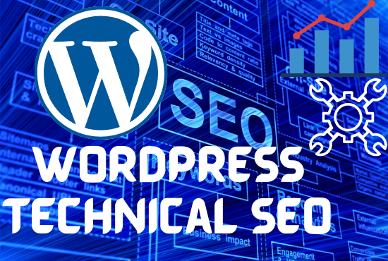 I will fix technical SEO issues for WordPress website