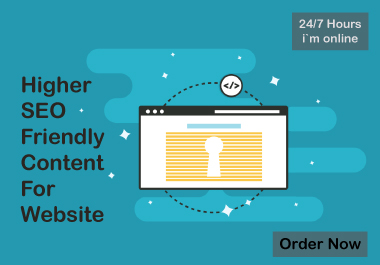 SEO friendly Content 2000 words for Website
