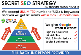 Powerful Pyramid get Ranked Google 1st page our secret Method 2021