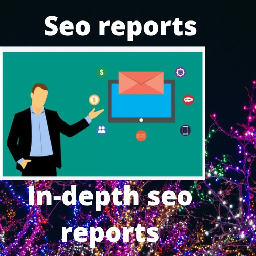 Seo report for the website an action plan for to boost website