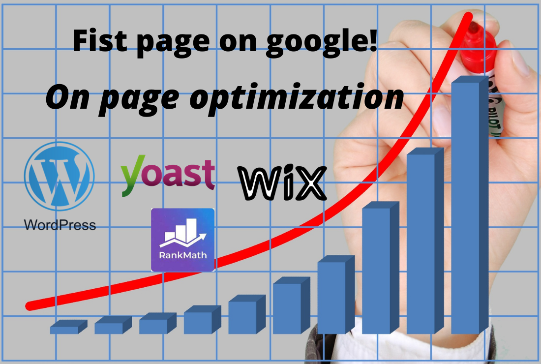 will do complete on page SEO optimization service of wordpress website