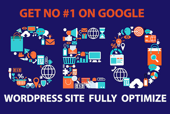 I will boost your website Seo for google rankings