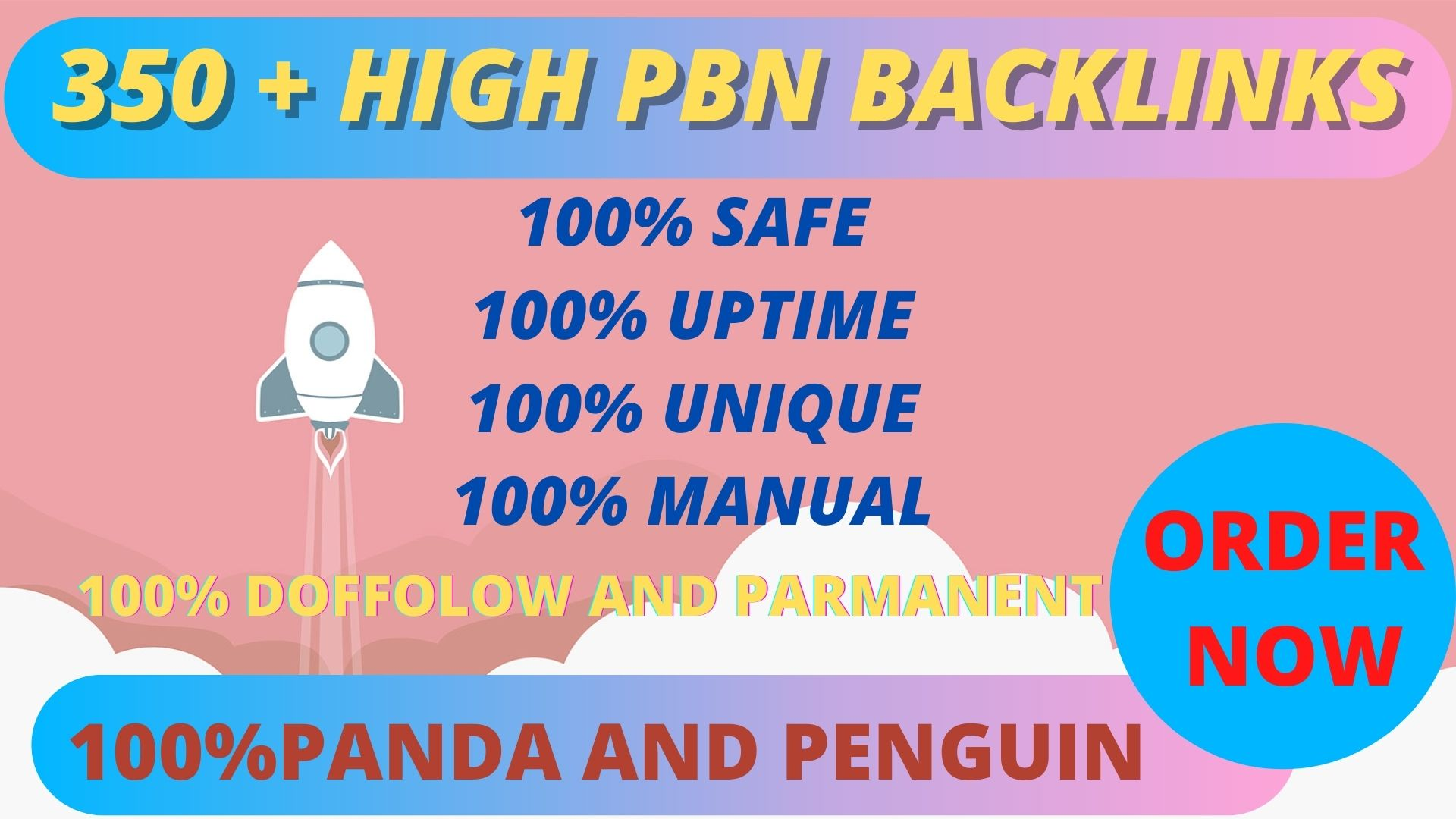 Get 350+ High DA 60+ PBN Backlink to Rank Your Website by better solution.