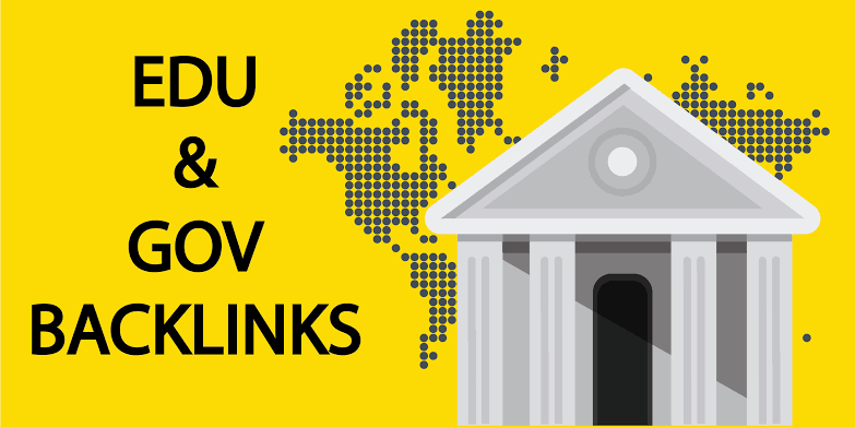Provide 100 Edu. & Gov. Manually backlinks to your website from High Authority domains