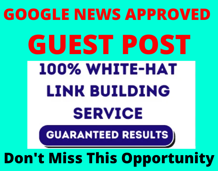 Do Powerful Google News Approved Guest Post