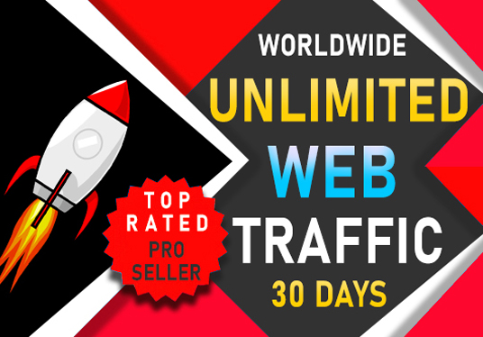 I will drive targeted 1000 daily web traffic