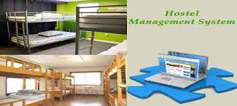 HOSTEL MANAGEMENT SOFTWARE FOR COLLEGE AND STUDENT