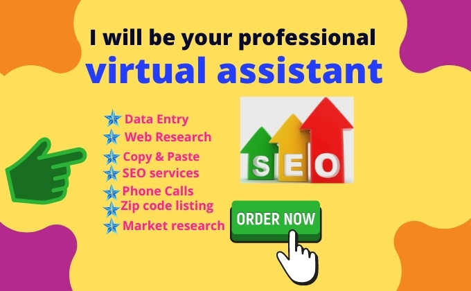 I will be your innovative virtual assistant expert for Facebook.