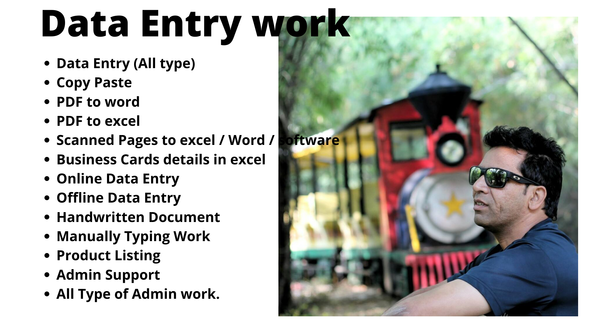Data Entry & Typing work with fastest delivery
