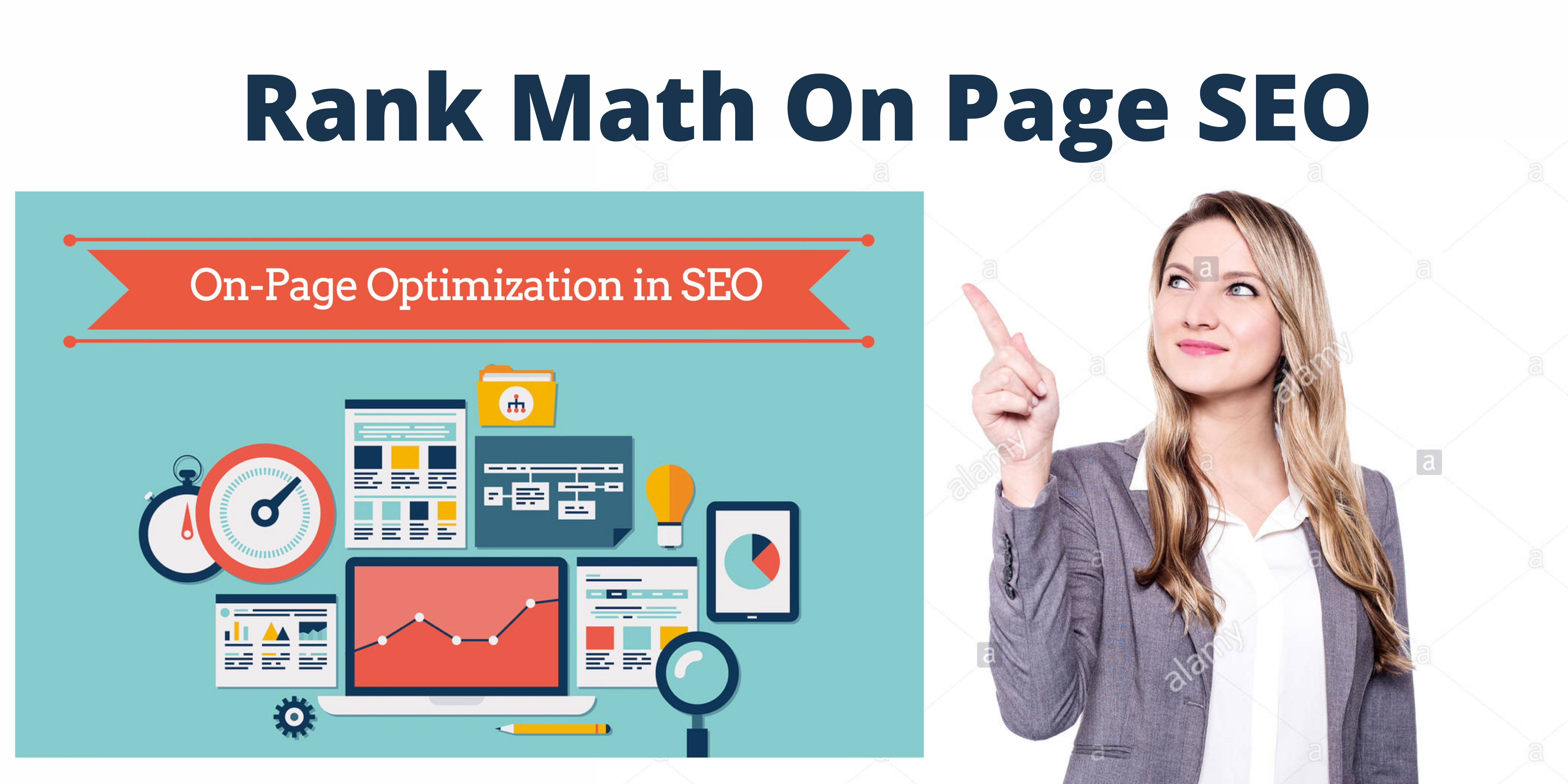 I will do complete WordPress with on page SEO with rank math