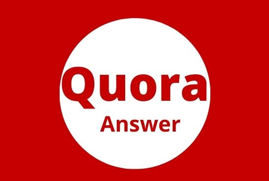 Guaranteed boost your website with 10 high-Quality Quora Answers