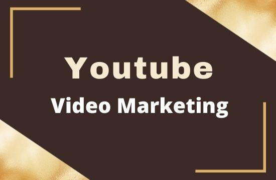 organic video promotion and youtube marketing
