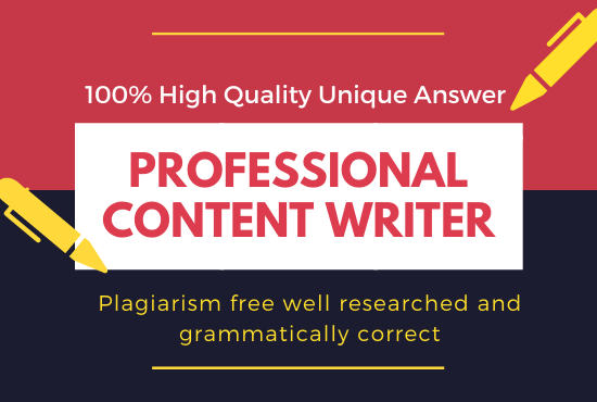 I will write a 1000 word an article or blog post that is SEO friendly
