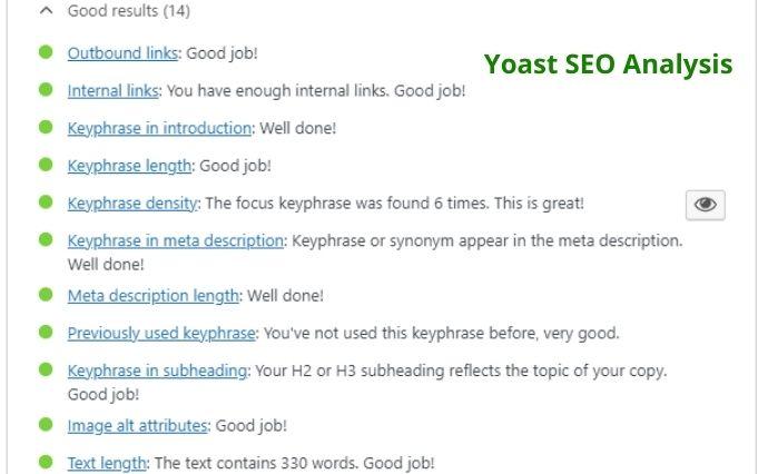 I will do 3 page wordpress yoast on page SEO with schema markup