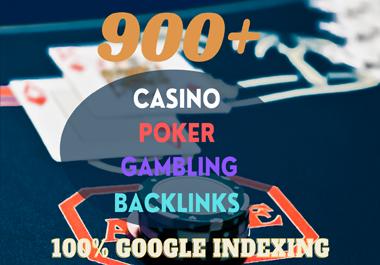 900+ Powerful Backlinks for UFA/CASINO/GAMBLING/POKER/Betting/judi BOLA RELATED