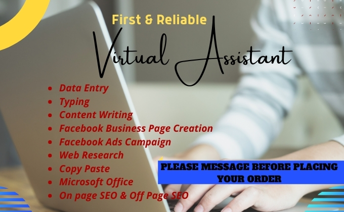 I will be your Permanently virtual assistant