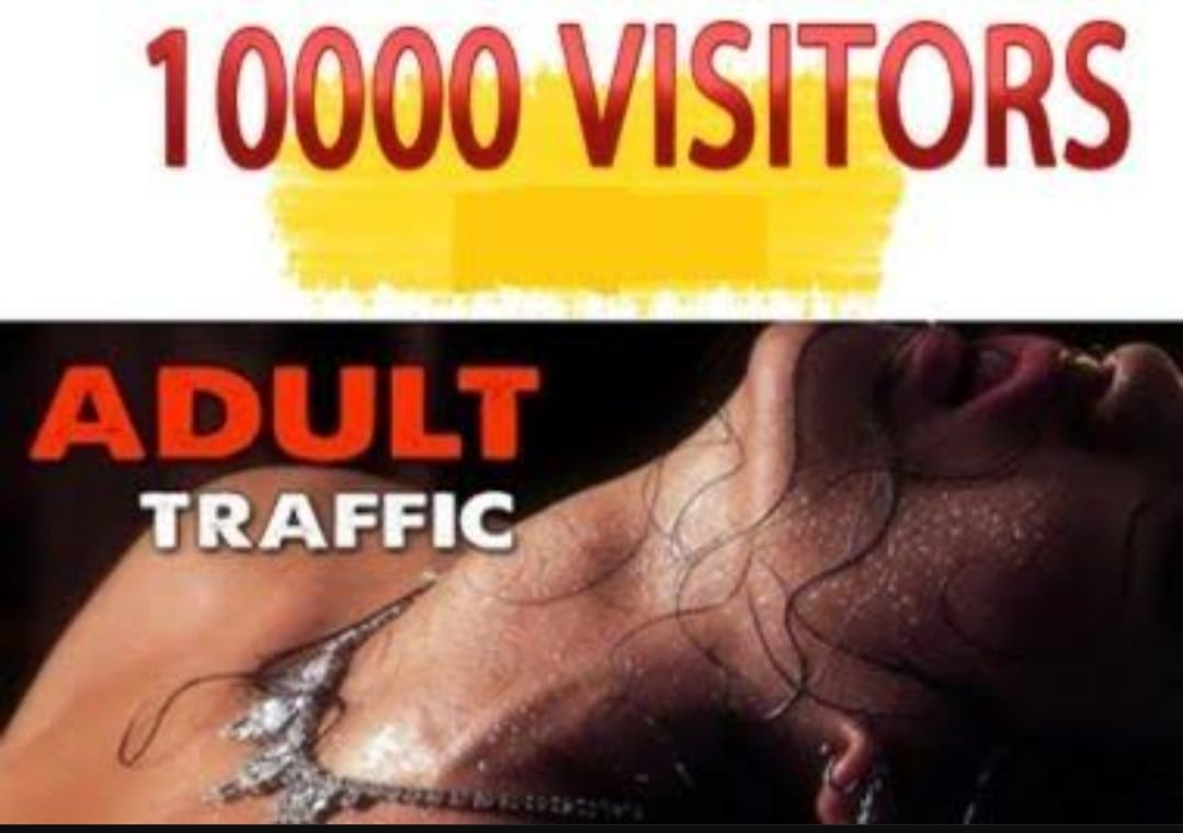 Drive Adult 10,000 Real Human Traffic From Google
