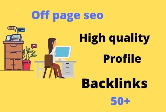 I will manually do 70 plus high quality and professional backlinks