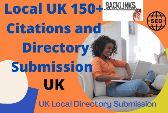 I Will Do 150 local UK citations and directory submission for any country