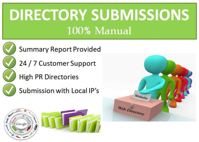 I will top 30 local listing citations and directory submission for local seo off page