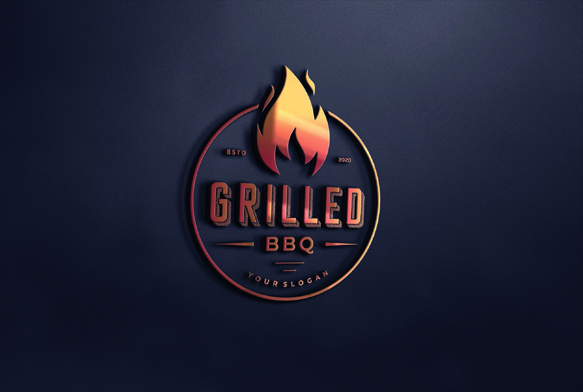 I will design a creative food,  bakery,  cafe,  bbq and restaurant logo