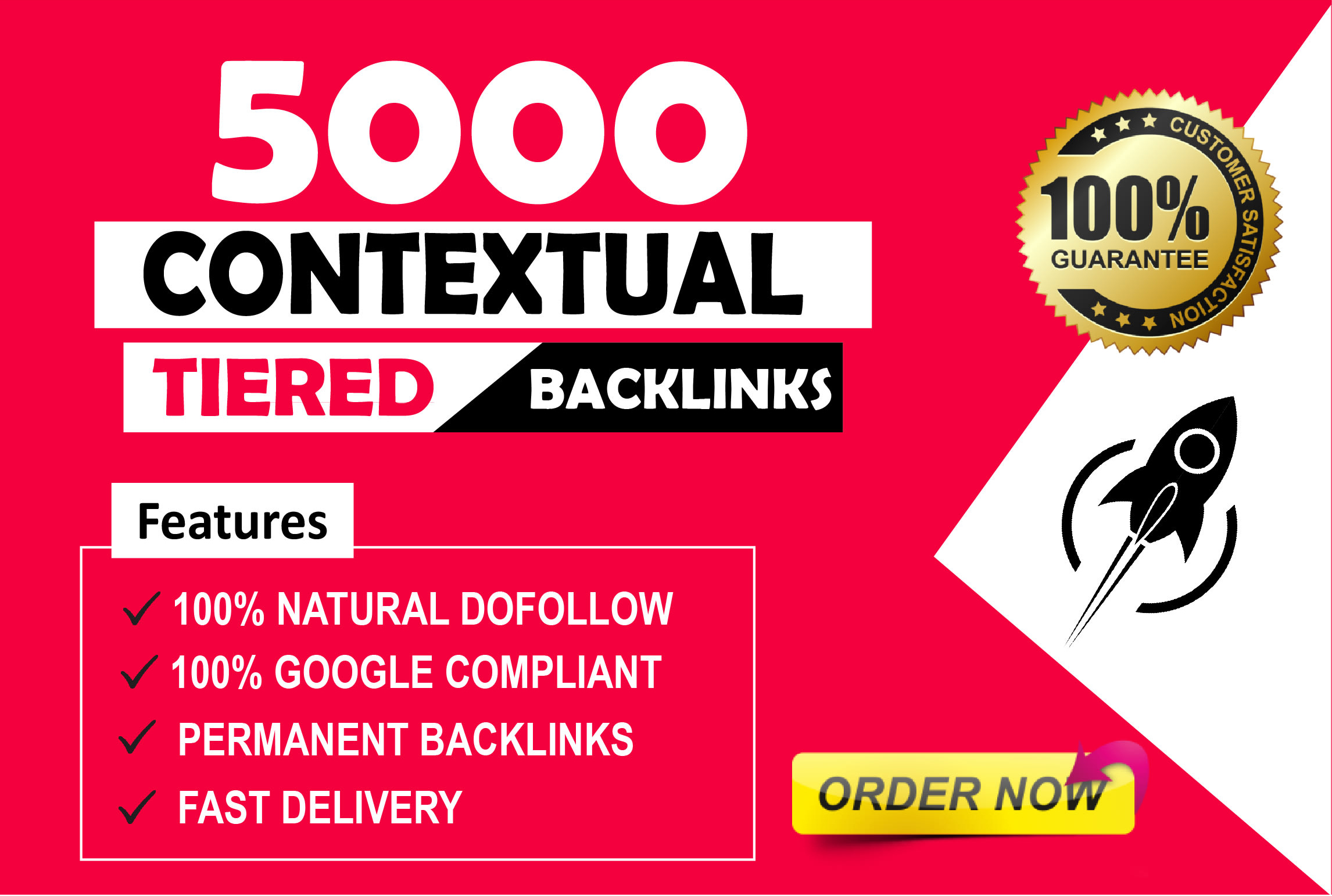 I will do 5000 High Authority exclusive DA 65+ Dofollow backlinks rank on google 1st page