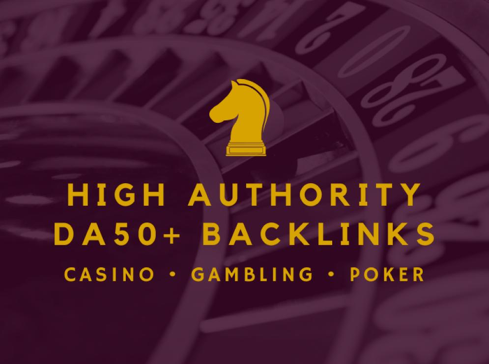 I will do 600 web 2.0 Casino Gambling Poker Judi Dofollow Backlinks DA 50+ PA 40+