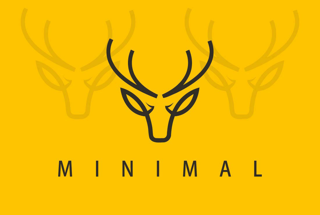 I will create unique,  modern,  versatile,  flat luxury minimalist business logo design
