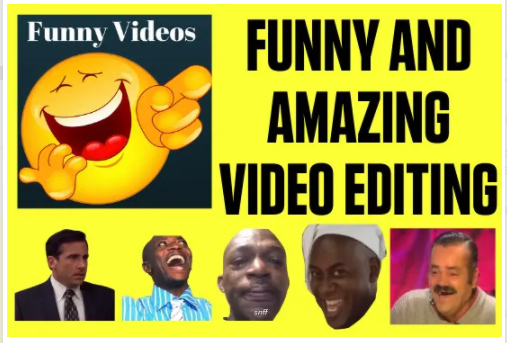 I will do funny and amazing gaming video editing for youtube