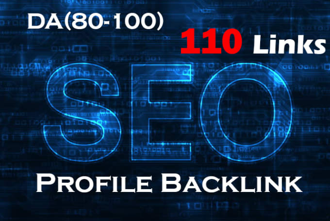 I will high quality profile backlinks for manual SEO link building