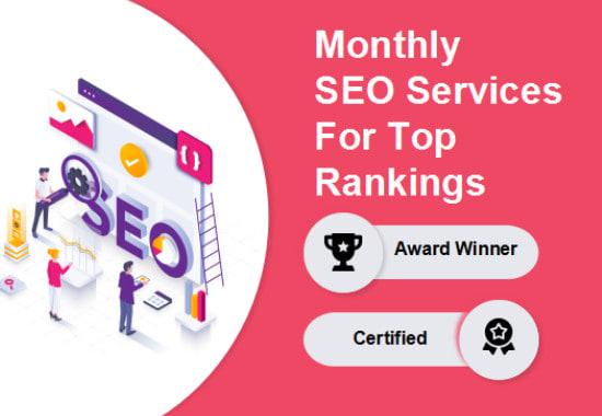 I will do WordPress on page SEO with rank math or yoast