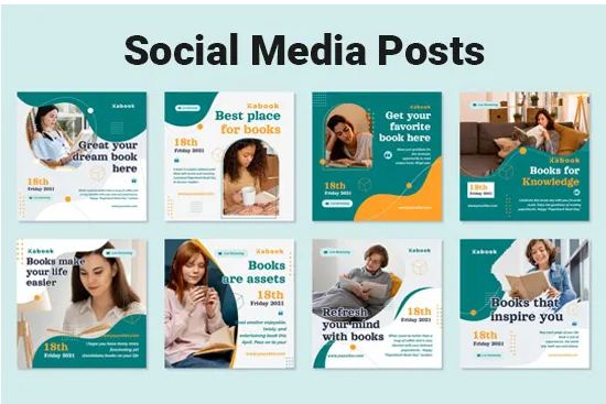 I will design social media post, banner, ads, story, cover and header