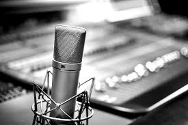 I can do professional voice overs