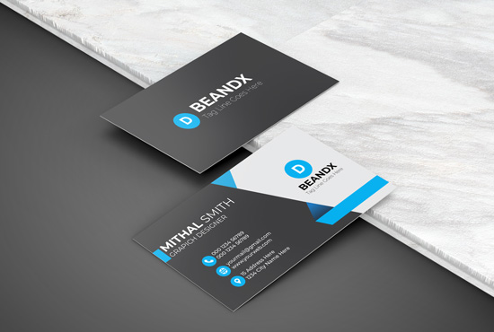I will design morden business card and logo for you in 12 hr