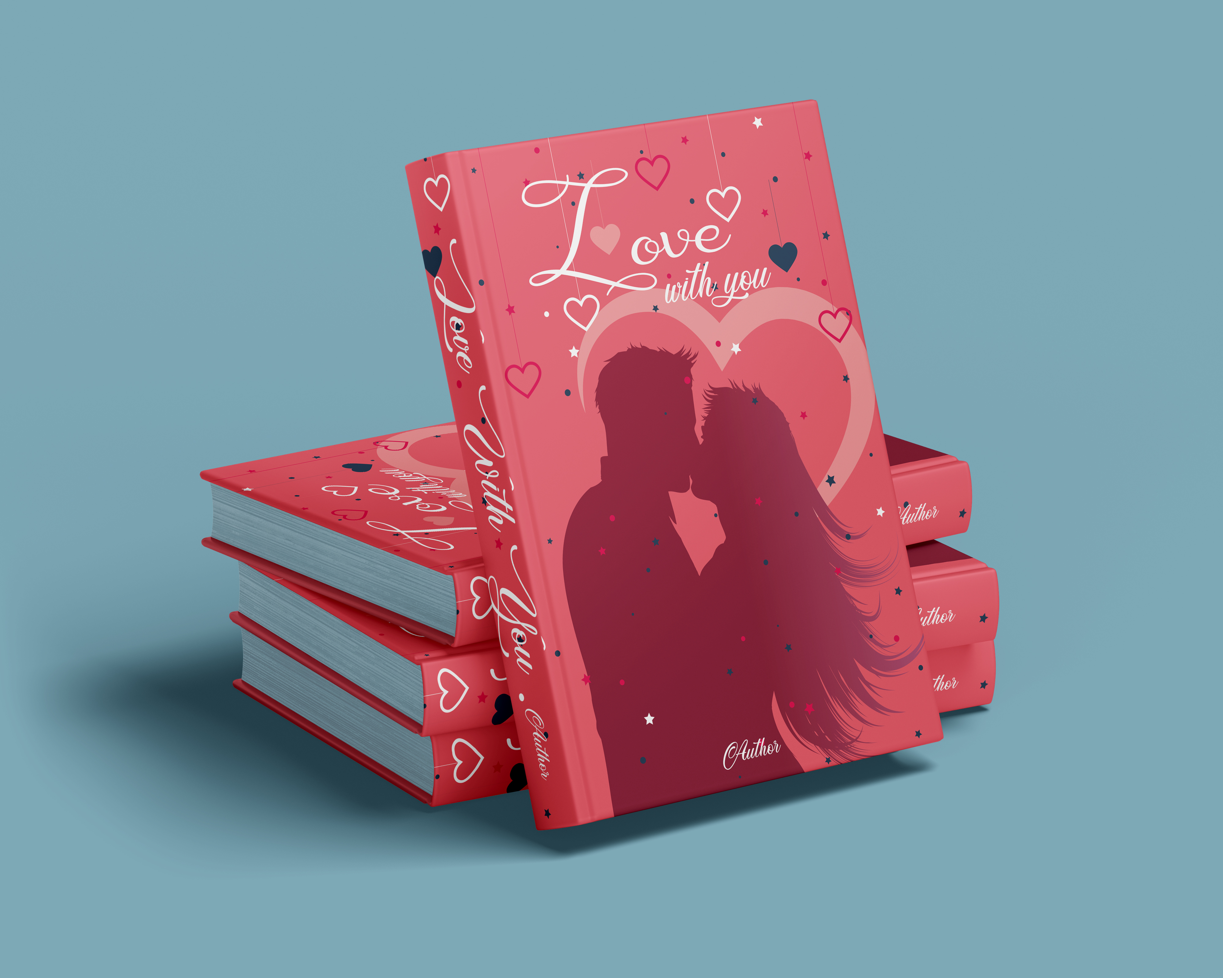I will design book cover or ebook cover for you