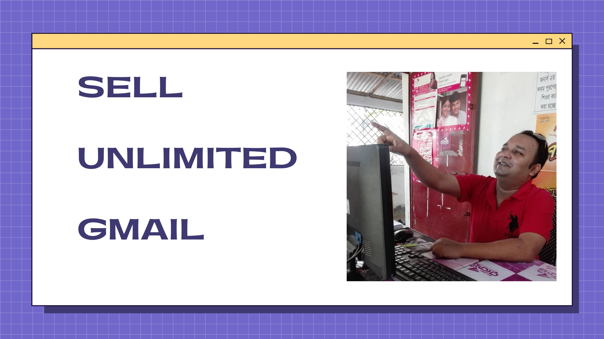 I will create gmail for you within 2 hours