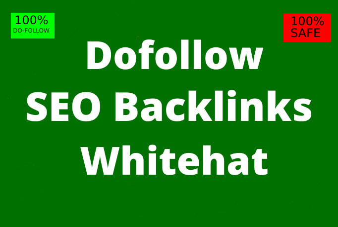 I will do make 150 high quality dofollow SEO backlinks for google 1st page ranking