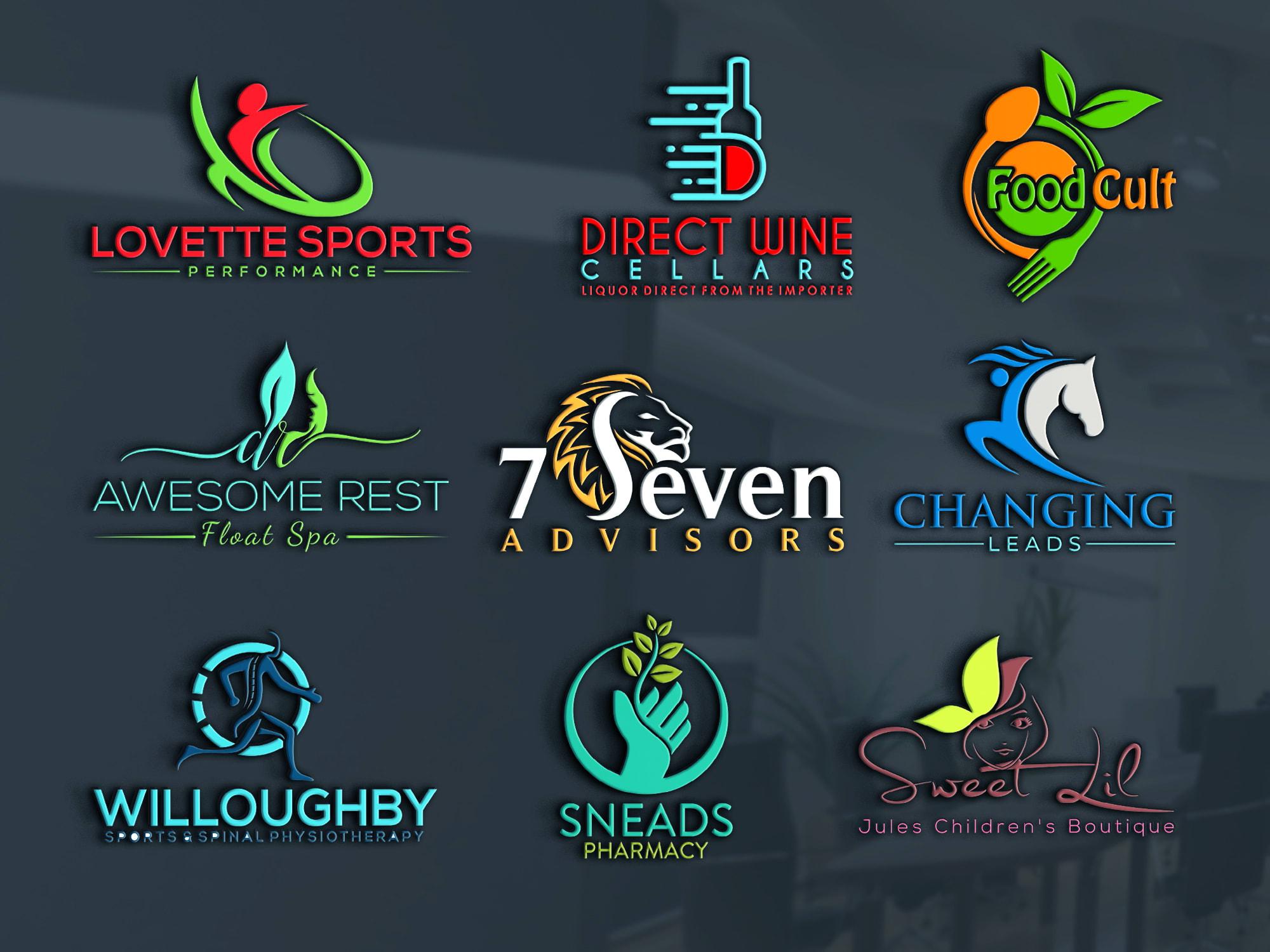 I will do creative, unique logo desin