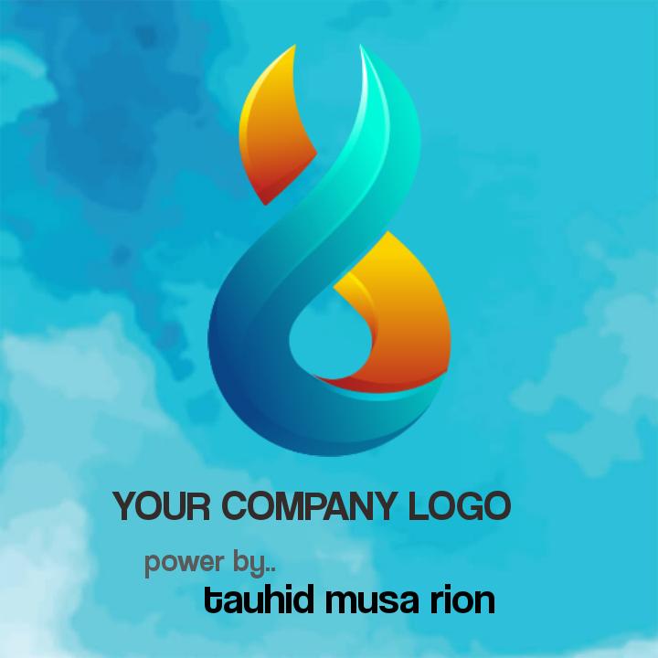 I will create a unique professional logo design