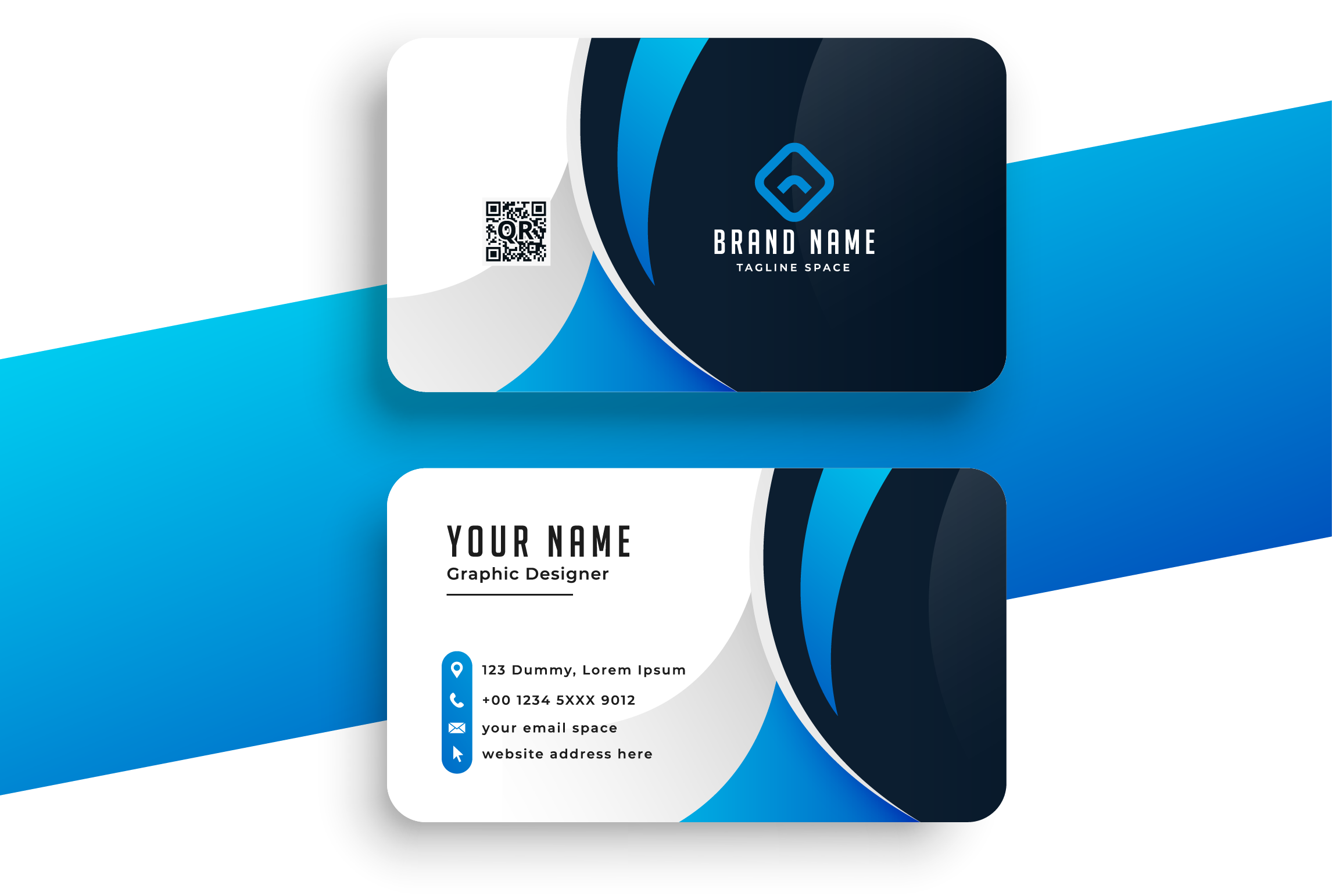 I will do outstanding professional business card
