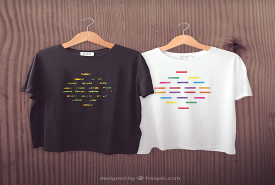 I will desing creative and Amazing T-shirt for you