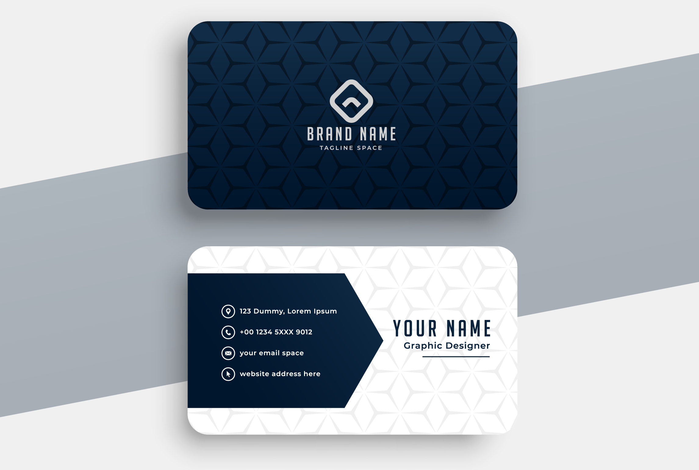 I will design creative and unique business card for you