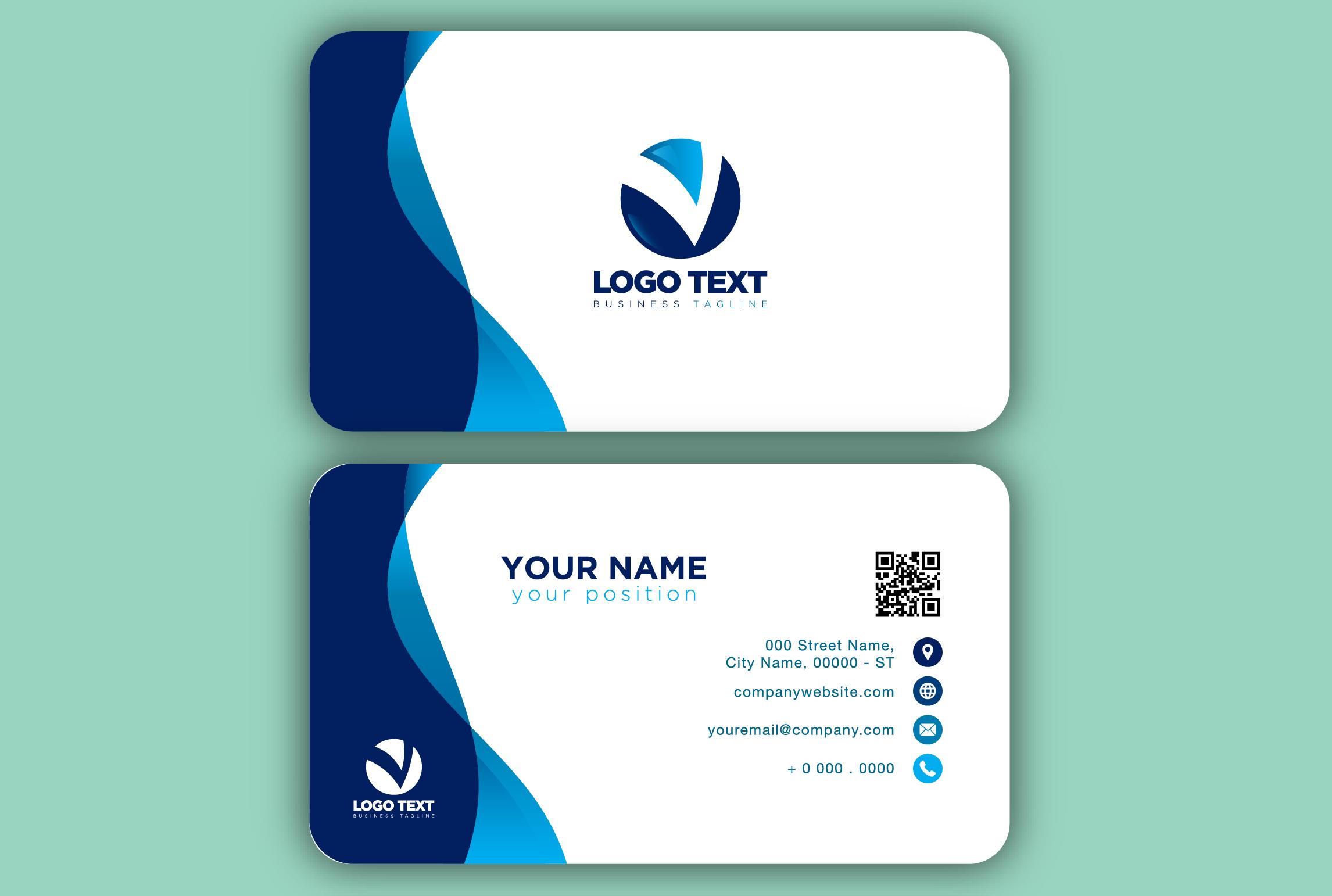 I will create unique professional Business card design