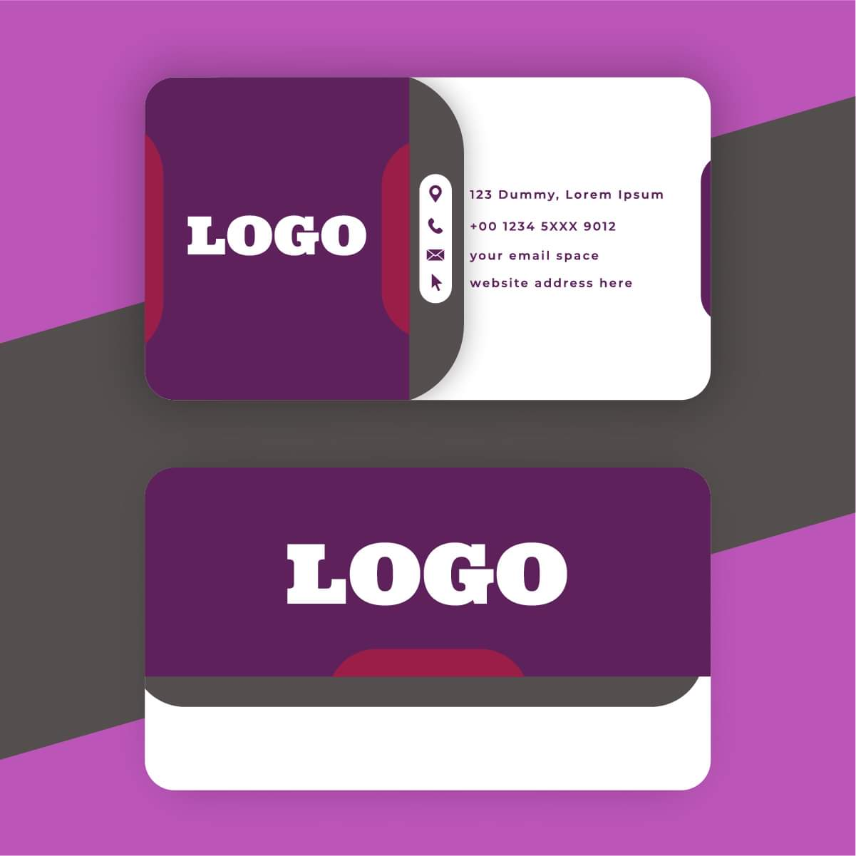 I will design an outstanding and high-quality business card premium for you within 24 hours