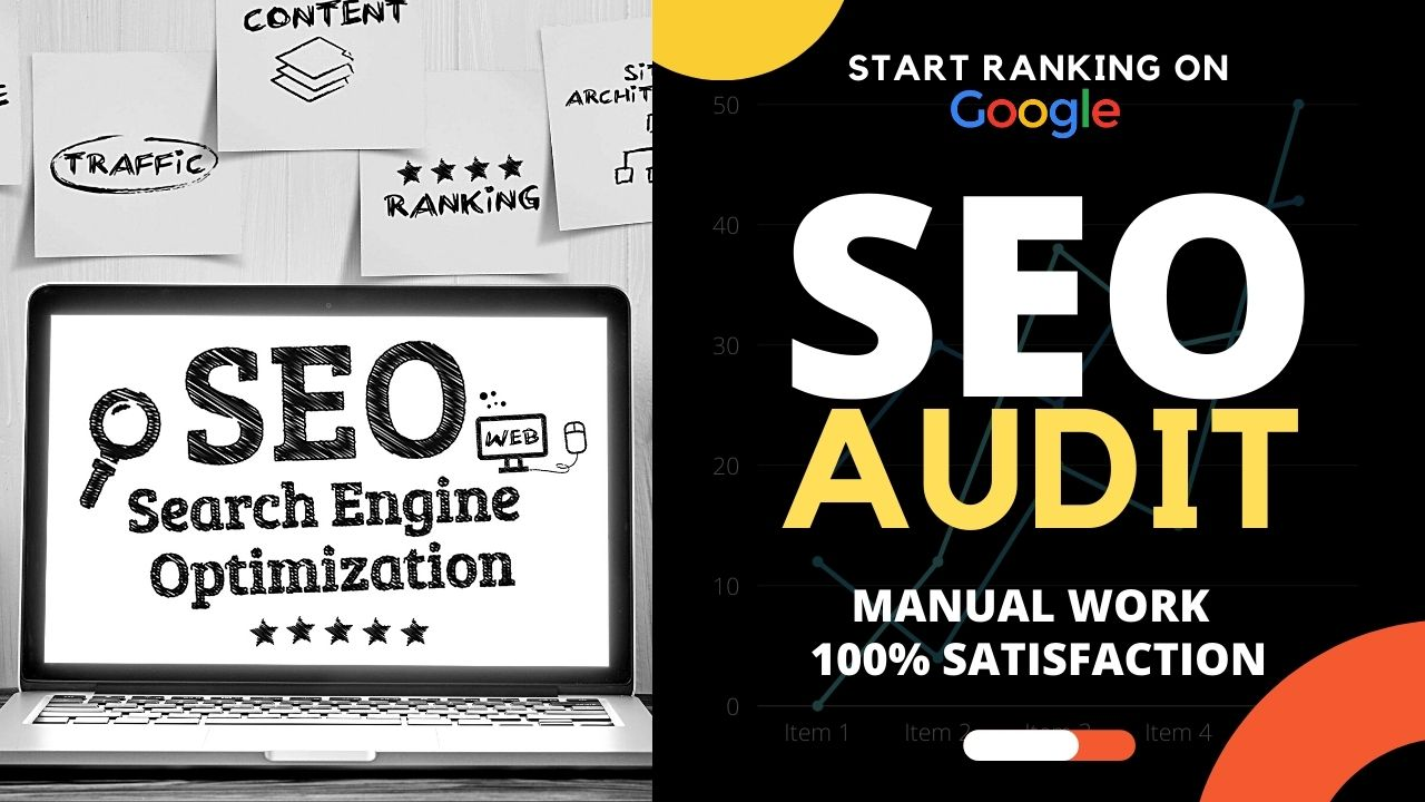 I will create a SEO audit report with action plan