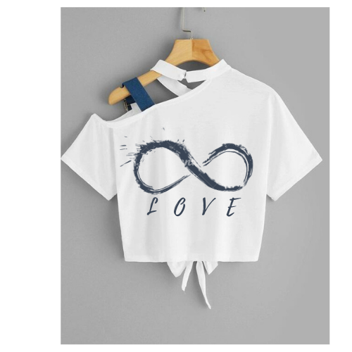 I will design ATTRACTIVE customized t-shirts for you