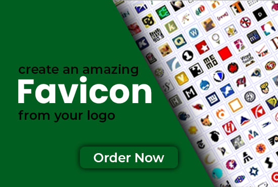 I will create an amazing 3 favicon for your website within 12 hours