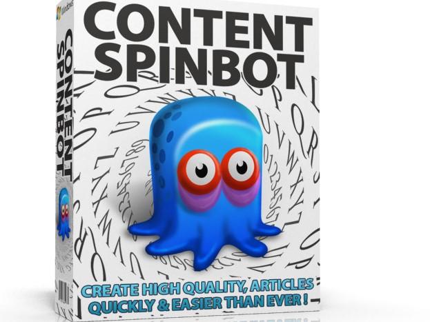 COMTENT SPIN BOT, Spinbot Rewriter