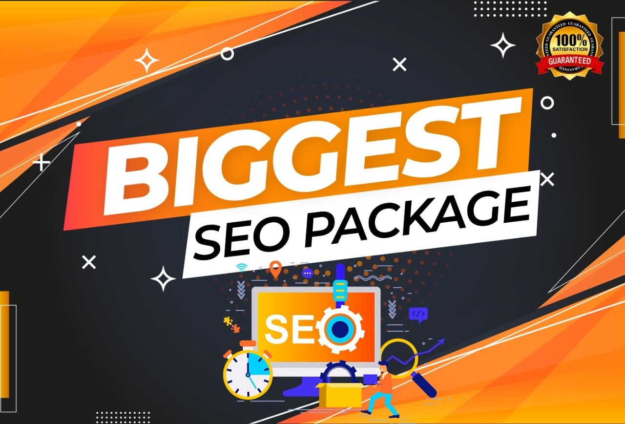 Biggest Manually Done PAGE 1 Booster SEO Package 2021 - Get Your Site On Top Ranking
